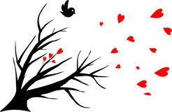 pássaro-sozinho-símbolo-de-um-amor-perdido-24518333